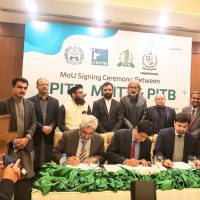 MOU With KPITB